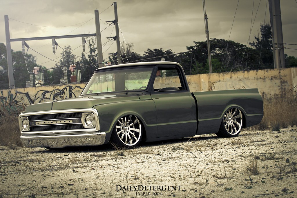 A Decade of Diligence: Andy's Bagged C10. | The Daily ...