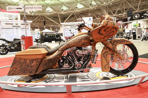 Scott Maeyaert's INK motorcycle built by Dana Hallberg of Deadline Customs | by exhaustman