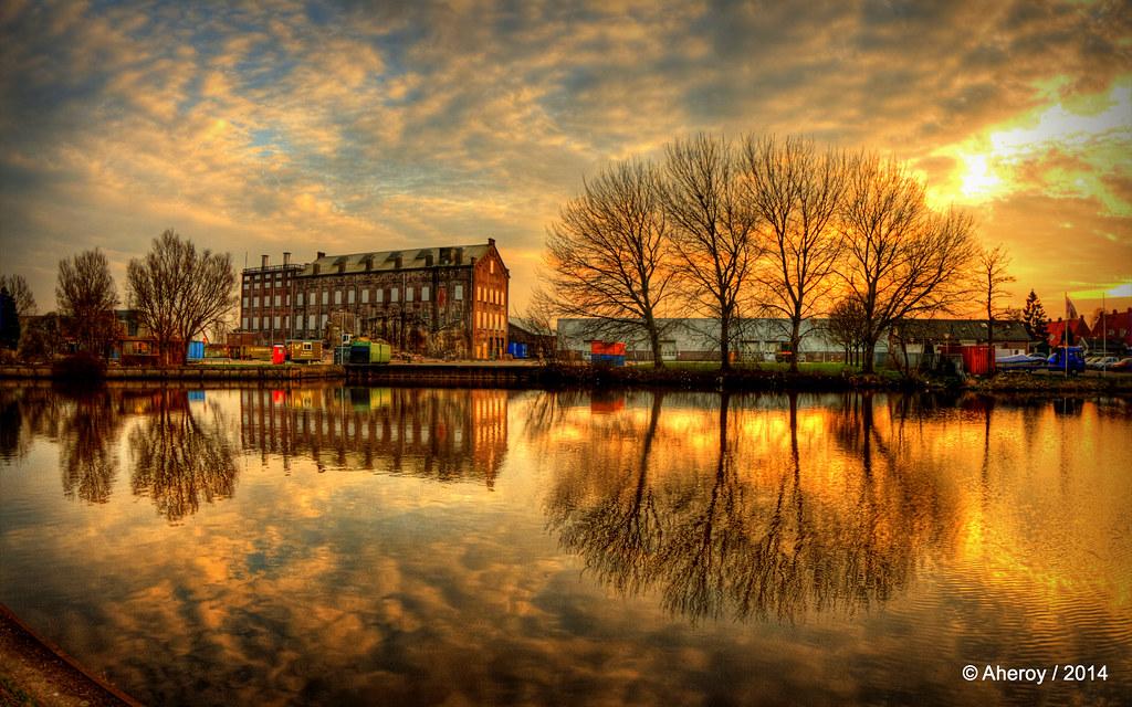 Hoogkerk Sunset,Groningen stad,the Netherlands,Europe | Flickr