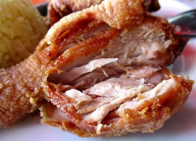 Warung BM fried chicken