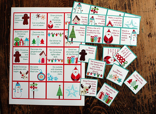 Free printable advent activities | by Wendy Copley