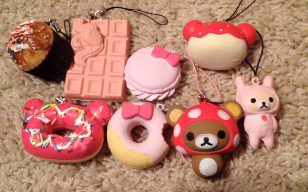 My Squishy Collection 2015 : Image Gallery squishy collection