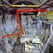Die riesige Kaverne des Pumpspeicherkraftwerks Limberg II