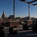 Brooklyn Fairfield Inn Hotel rooftop lounge 2