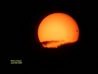 Venus transit of the Sun | by MarkGregory007