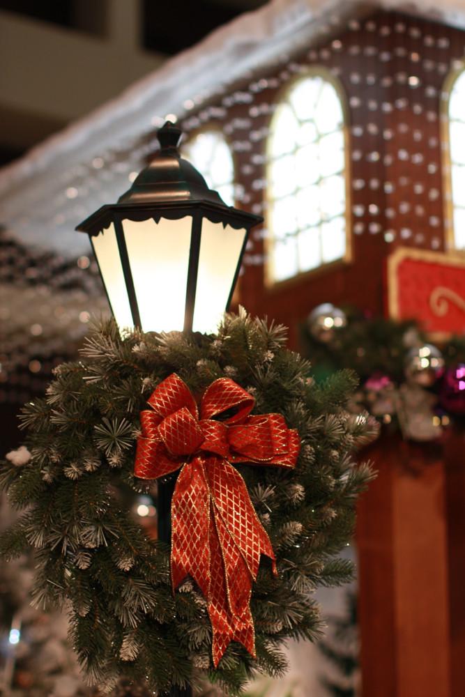 Outside Christmas Decoration Ideas