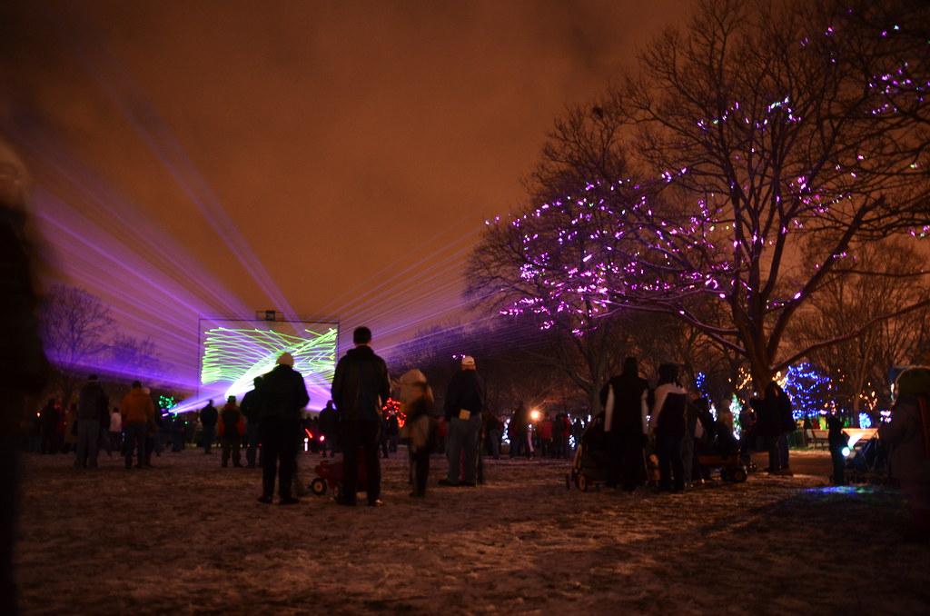 Christmas Lights At Brookfield Zoo 175 Christmas Lights