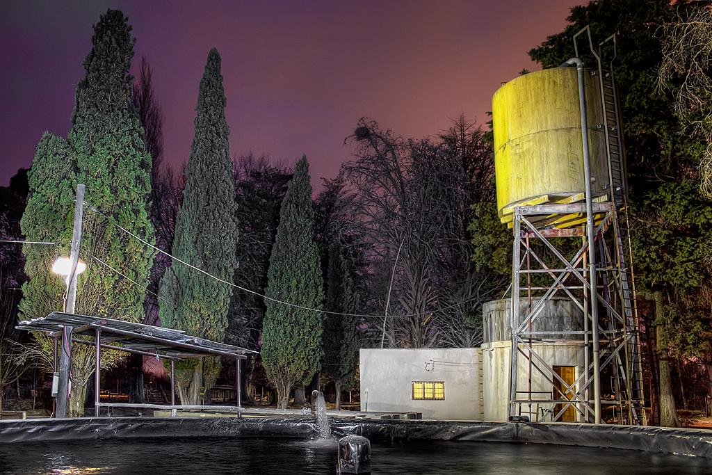 Piscicultura tanque y estanque santiago antonio castro for Diferencia entre tanque y estanque