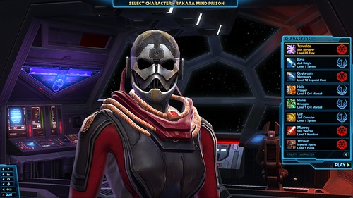 how to create a star wars old republic account
