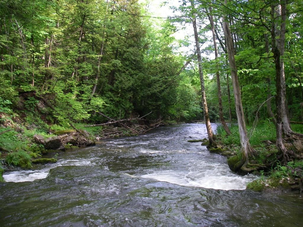 Ontario River Fishing