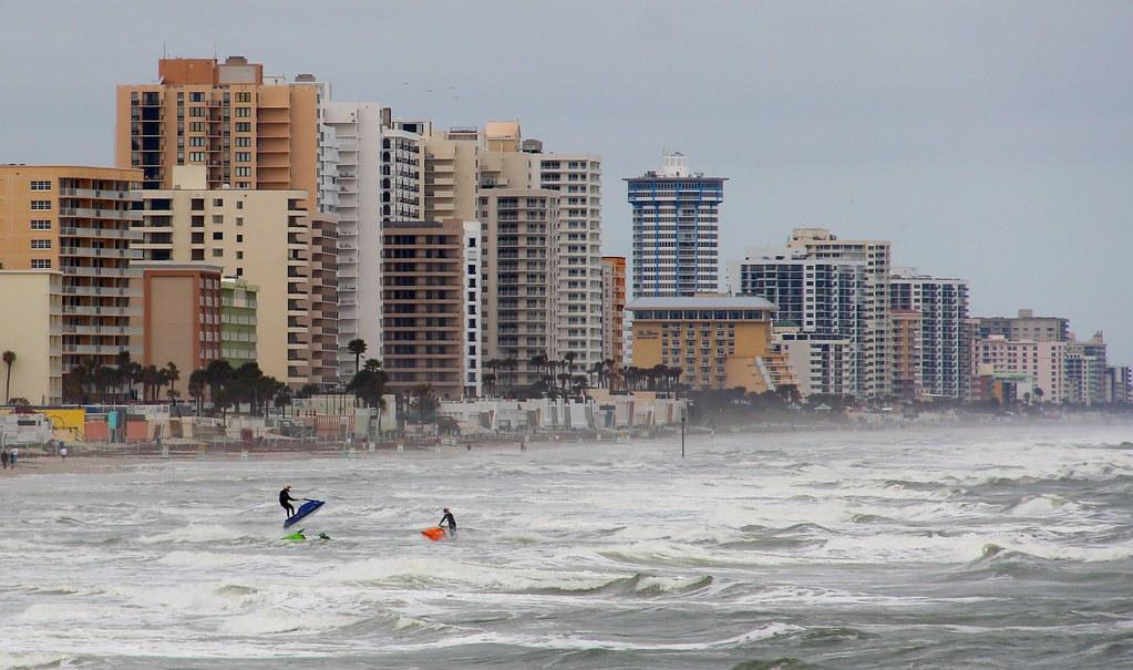 Weather Daytona Beach Florida December