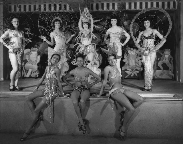 Ooh La La 1920s The Creole Palace Revue At The