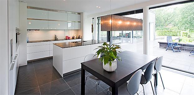 bulthaup b3 composiet blad glazen achterwanden bulthaup. Black Bedroom Furniture Sets. Home Design Ideas