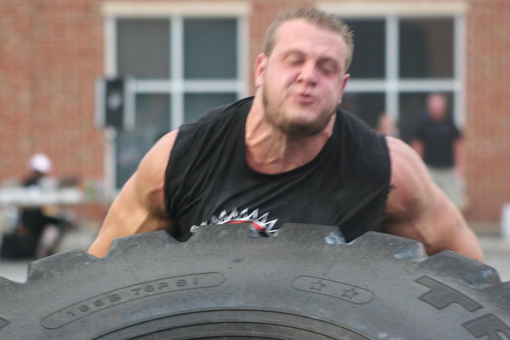 ASC Pro Travis Ortmayer | American Strongman Corporation ...