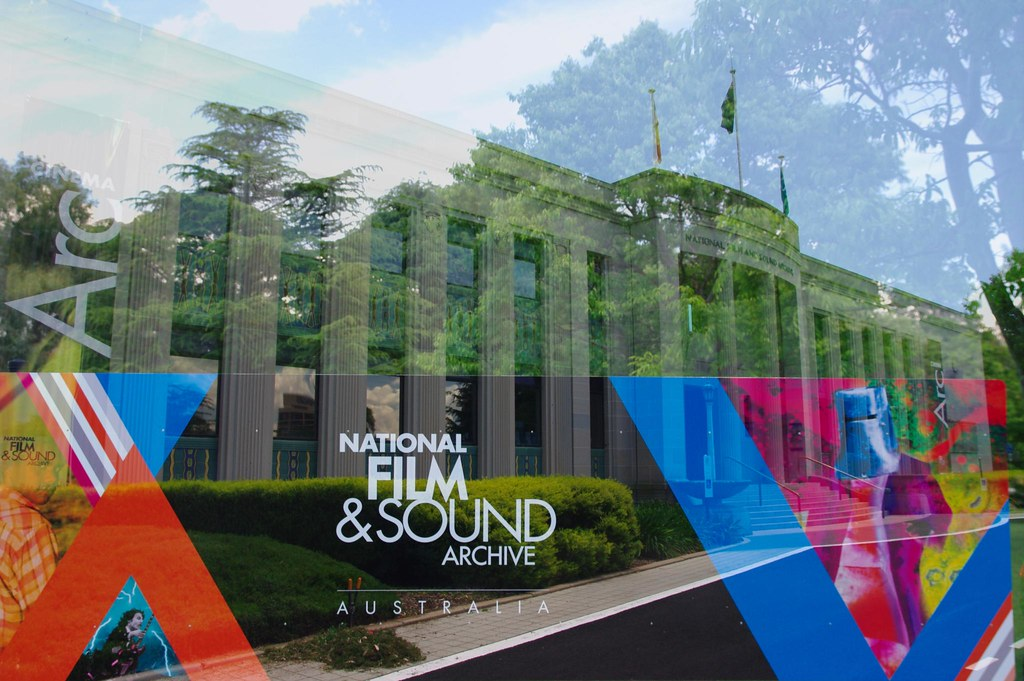 National film and sound archive canberra neerav bhatt for 3d film archive