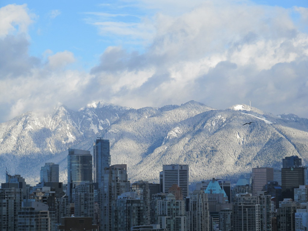 vancouver skyline wallpapers widescreen - photo #34