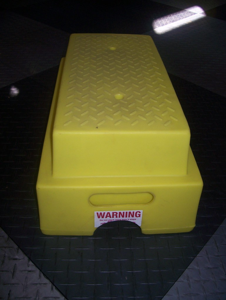 Shurestep Step Stool Iii There Are Several Models Of The