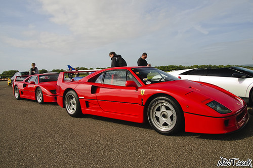 F40's | by THE Supercar Event