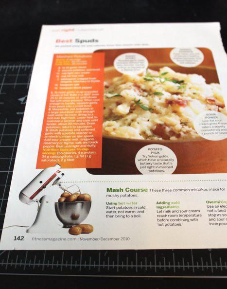 Magazine Recipe Storage   AddisonShaw   Flickr