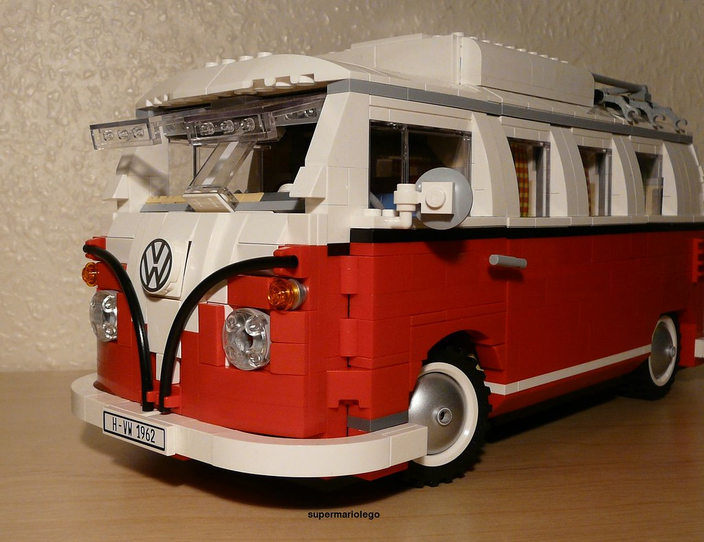 lego 10220 vw camper van lego 10220 volkswagen t1 camper. Black Bedroom Furniture Sets. Home Design Ideas