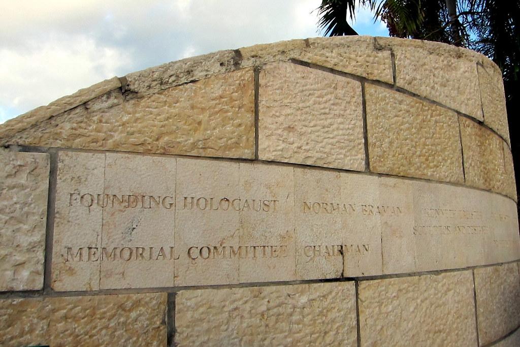 Holocaust Memorial Miami Beach Miami Beach Fl
