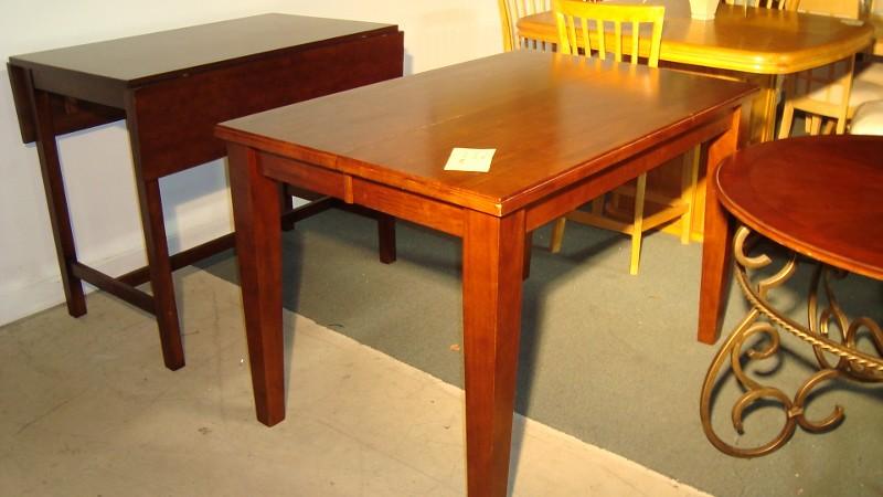 Table Height 36: 54 X 36 X 36 $149.00 48 X 48 X 30 1/2