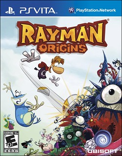Rayman Origins for PS Vita | by PlayStation.Blog