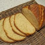 Durumweizenbrot mit Vollkornbrühstück