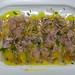 Marinated anchovies