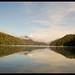 Lago espejo chico - Neuquen - Argentina