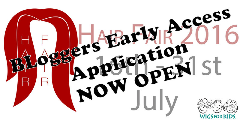 Hair Fair - Blogger Early Access Application