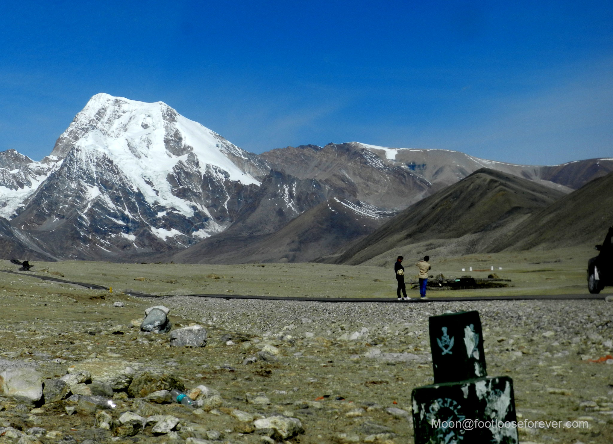 mountains, gurudongmar, environmental pollution, north sikkim