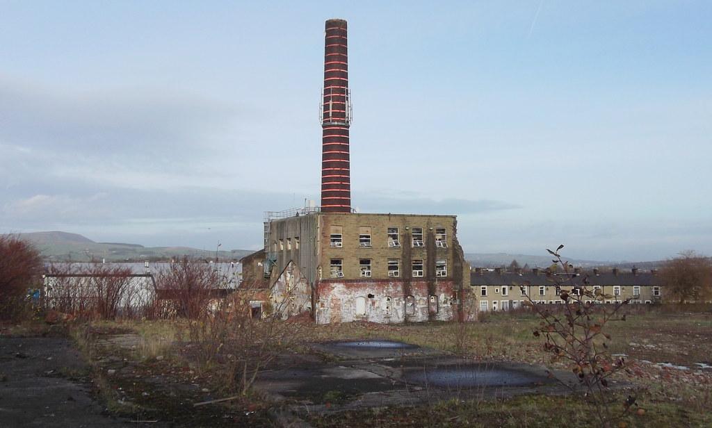 Wood top mill burnley lancashire robert wade flickr for Best bathrooms uk burnley