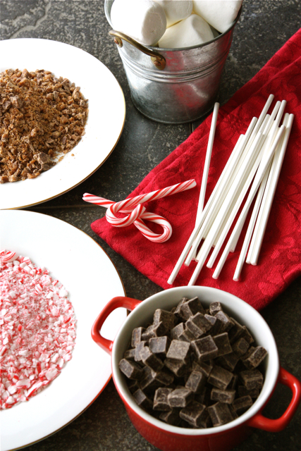 MarshmallowPops3Ways1 | CookinCanuck | Flickr