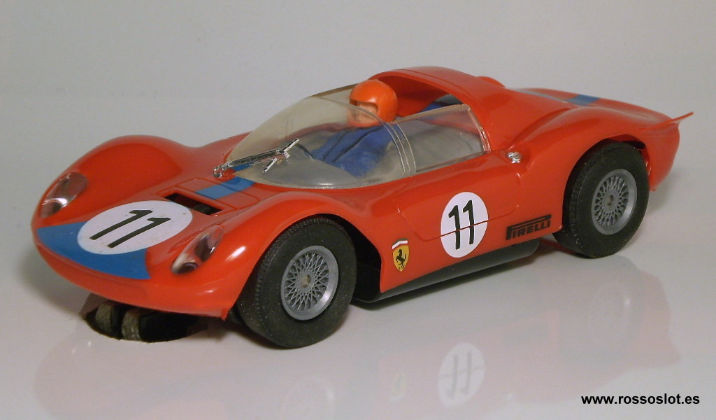 Carrera Slot Cars Replacement Parts