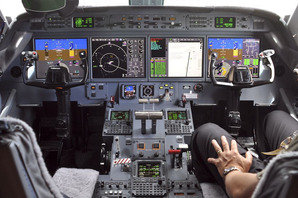 Vh Mbp Gulfstream Aerospace G Iv X Gulfstream G450 Flickr