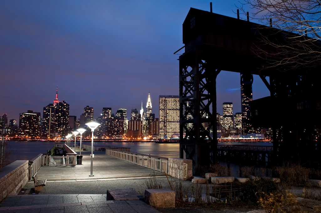 343 365 gantry plaza fishing pier long island city