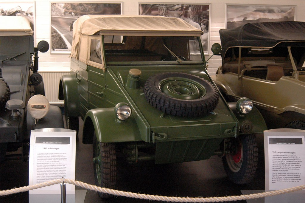 The Wheatcroft Collection Ii A Volkswagen K 252 Belwagen