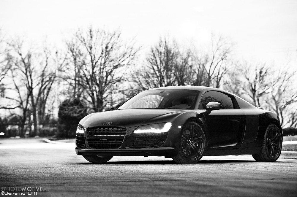 2010 audi r8 blacked out audi r8 put together by. Black Bedroom Furniture Sets. Home Design Ideas