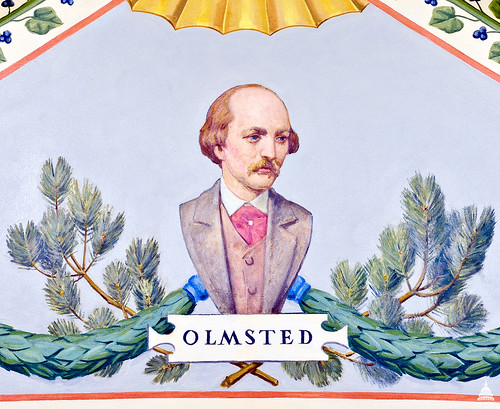 Frederick Law Olmsted | by USCapitol