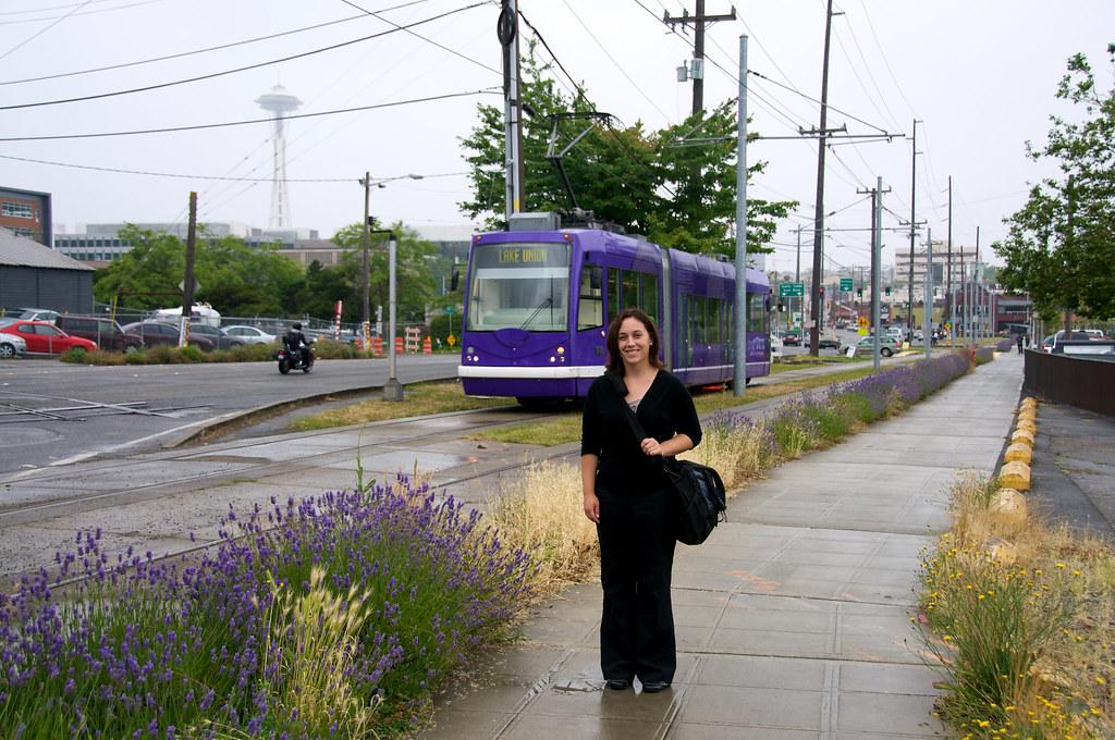 Ride the slut south lake union trolley