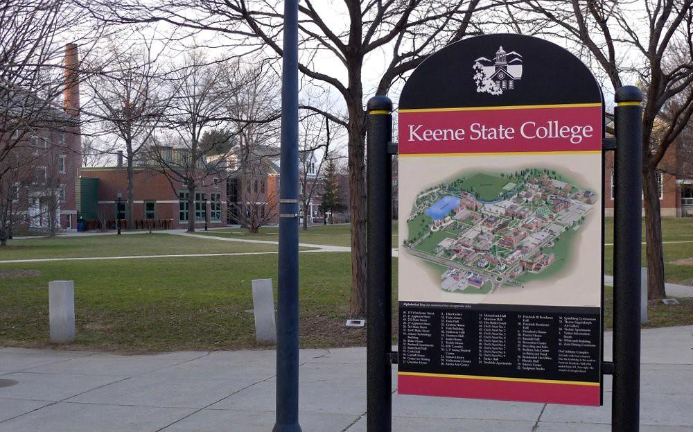 Keene State College Signmap Lori L Stalteri Flickr: Map Of Keene State College At Slyspyder.com