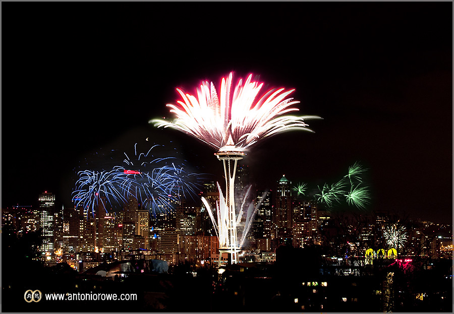 New Years Eve In Seattle