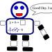 Error-correcting robot