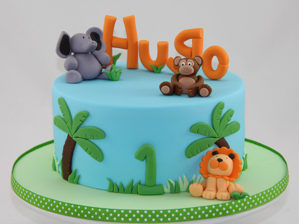 Animal Figures For Cakes