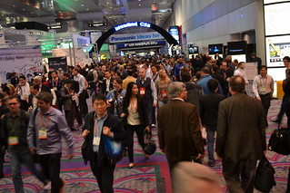 2012 CES Show Floor | by International CES