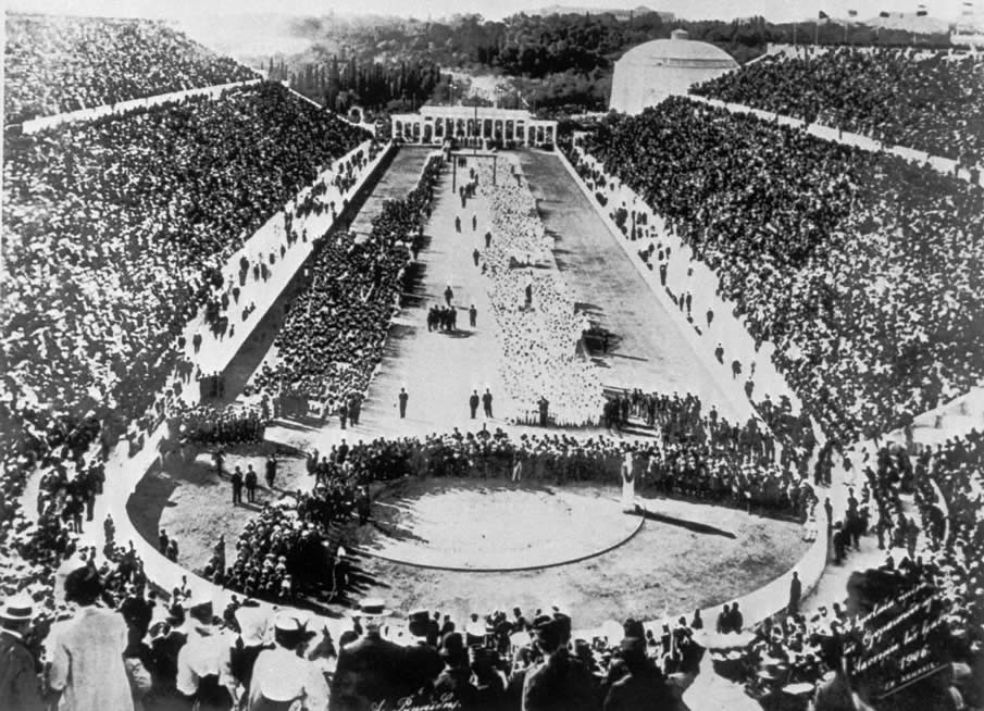 1 6 La Organizacion De Los Juegos Olimpicos Los Juegos Olimpicos