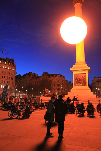 Trafalgar Sun nearby shot | by londoncyclist