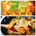 Kimchi dumplings stew 김치만두찌개