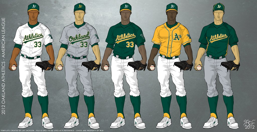 oakland athletics 2012 uniforms uniforms to be worn in